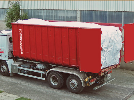 Containerbag Asbest